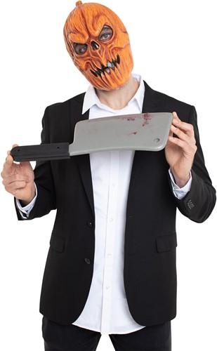 Masker Enge Pompoen (latex)