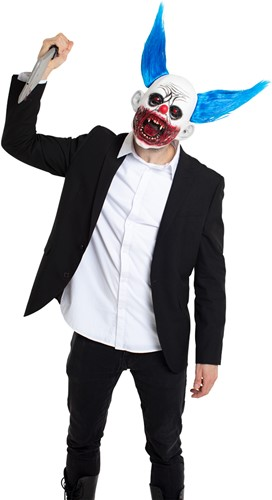 Masker Clown Bloody (latex)