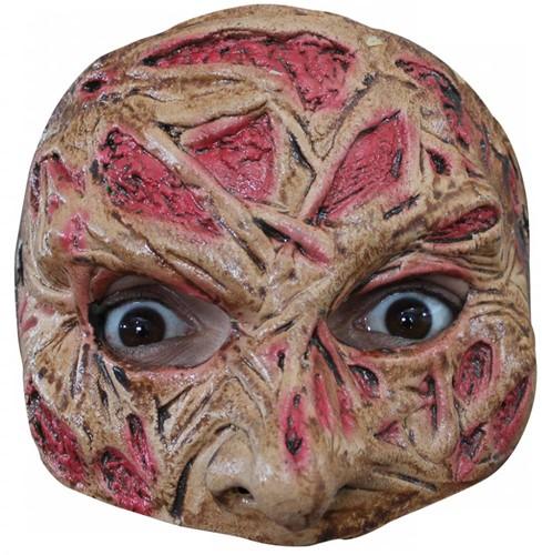 Halfmasker Burnie Latex