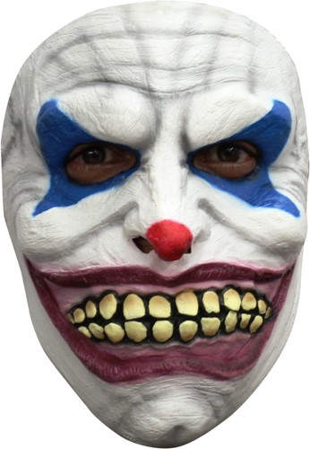 Masker Clown Zack Latex (gezichtsmasker)