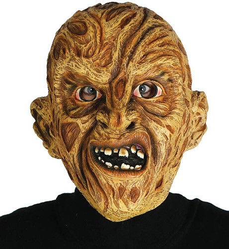 Freddy Krueger Latex Masker | Halloweendland