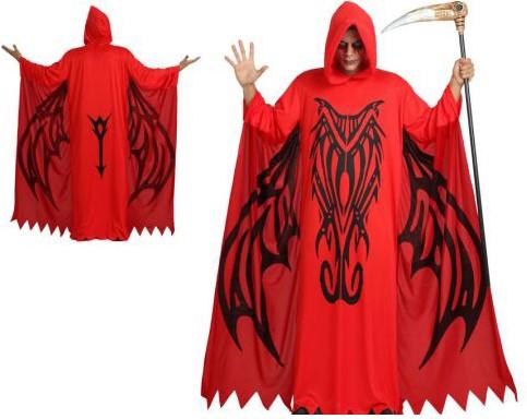 Lucifer Duivelkostuum