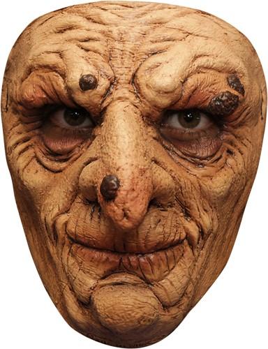 Masker Enge Heks Latex (Gezichtsmasker)