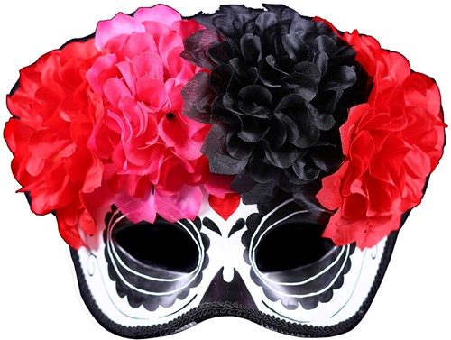 Day of the Dead Oogmasker Calavera