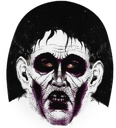 Morph Masker Frankenstein (Stretch Stof)