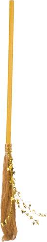 Gele Heksenbezem (110cm)