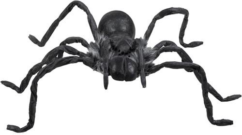 Deco Grote Enge Zwarte Spin (80x95cm)