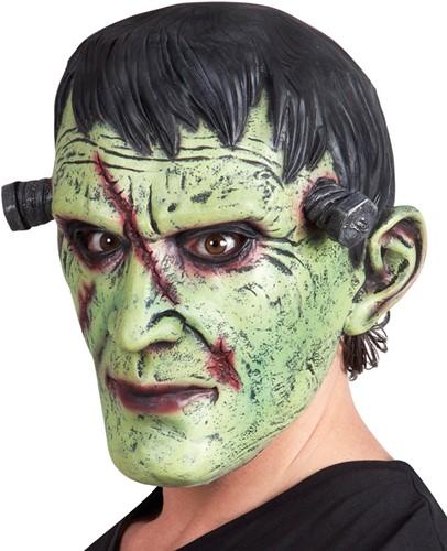 Latex Monster Frankenstein Masker