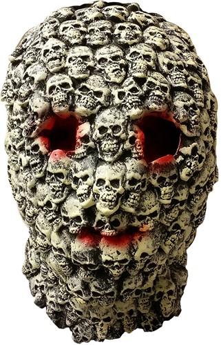 Latex Masker Scary Skulls