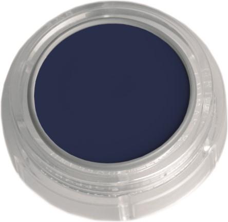 Creme Make-Up Grimas 301 Donkerblauw (2,5ml)