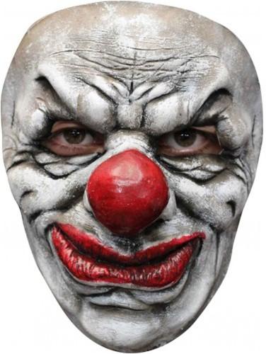 Latex Gezichtsmasker Horror Clown
