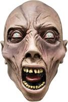 World War Z Masker - Scream Zombie (latex)