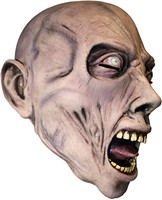 World War Z Masker - Scream Zombie (latex)-2