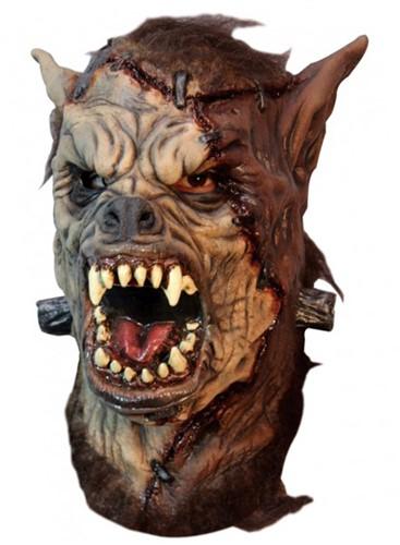 Halloween Masker Frank-n-Wolf Luxe (latex)
