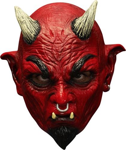 Masker Demonic Duivel Latex Luxe