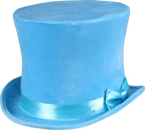 Flair Hoge Hoed Turquoise