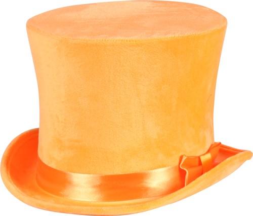 Flair Hoge Hoed Neon Oranje