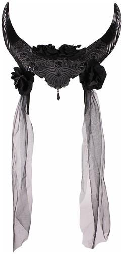Luxe Diadeem Maleficent