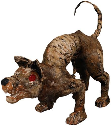 Zombie Hond Decoratie Halloween (50x30cm)