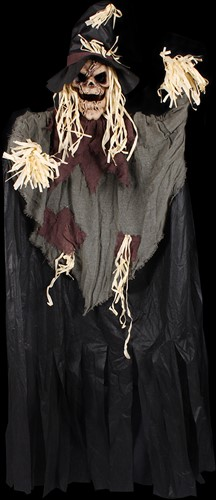 Decoratie Halloween Scarecrow (200cm)