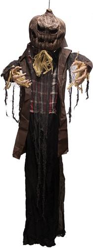 Decoratie Halloween Scary Pumpkin (190cm, licht en geluid)