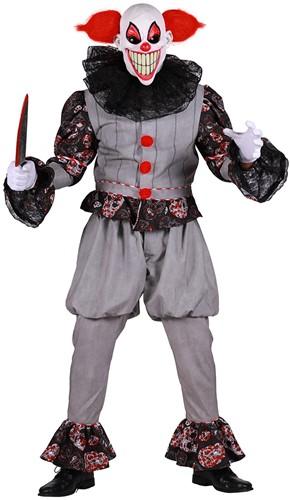 Luxe Herenkostuum Horror Clown