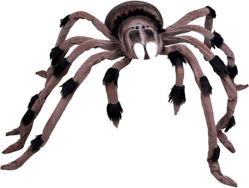 Deco Giftige Grote Spin met Tanden (95x125cm)