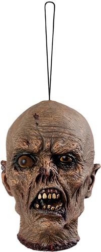 Voodoo Hoofd Halloween Hangdecoratie (25 bij 17 centimeter)