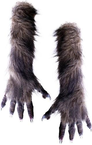Weerwolf Handschoenen Lang
