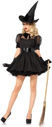 Bewitching Witch Heksenjurk voor dames