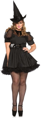 Bewitching Witch Heksenjurk voor dames-2