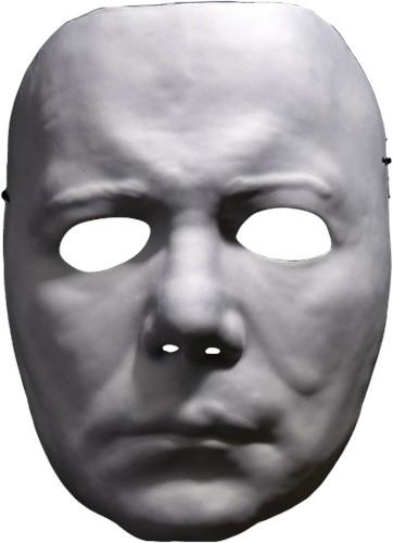 Halloween II - Masker Michael Myers Vacuform