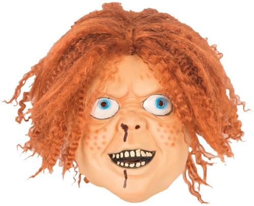 Masker Horror Pop Chucky (Latex)