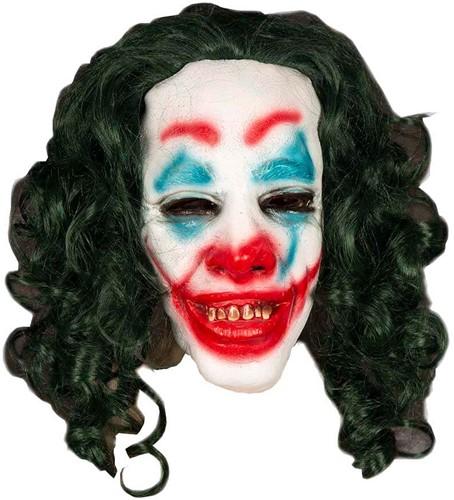 The Joker Masker (latex)
