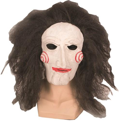 Masker Halloween SAW Billy (latex)