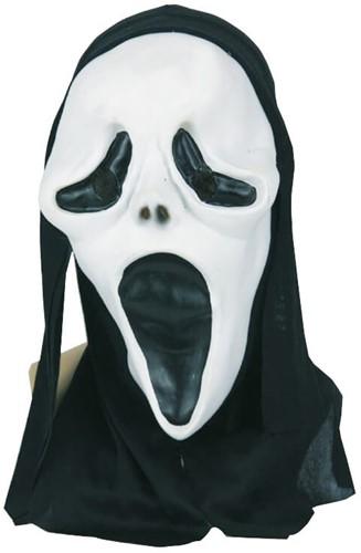 Latex Scream Masker