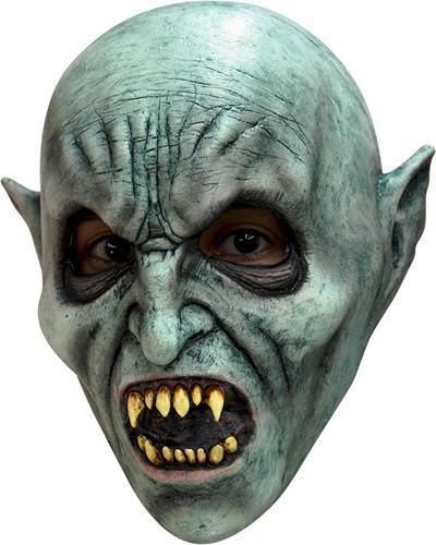 Masker Succubus Demon Latex Luxe
