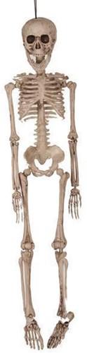 Deco Hangend Skelet (50cm)