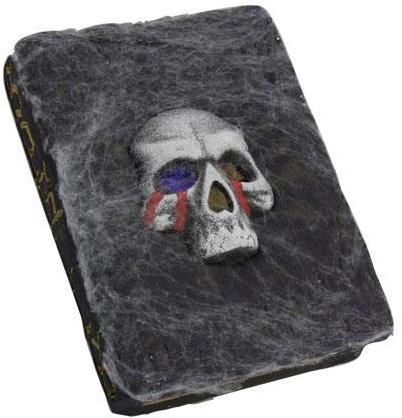 Deco Boek met Skull