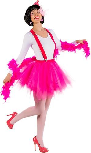 Luxe Petticoat met Onderrok Pink