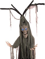 Halloween Decoratie Talking Tree (200cm)-2