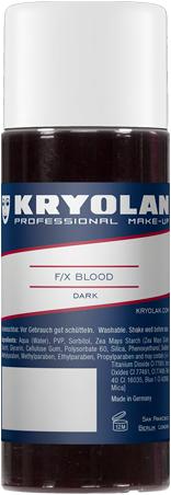 Kryolan F/X Blood Dark 100ml