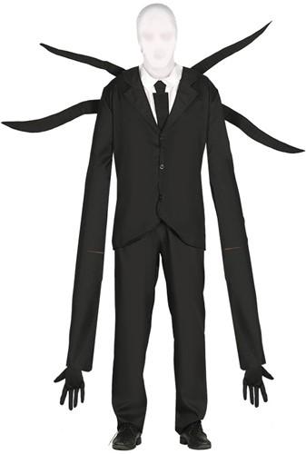 Halloweenkostuum Slender Man