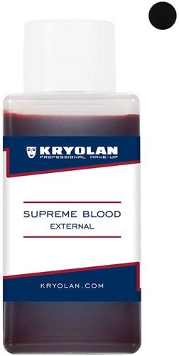 Supreme Blood External Dark (suiker basis) 50ml