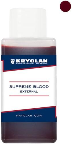 Supreme Blood (suiker basis) External Dark 50ml