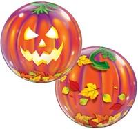 Enge Pompoen Bubble Ballon (56 cm)-2