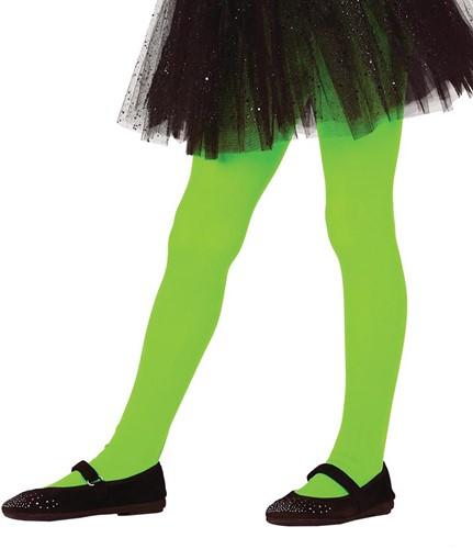 Groene Panty voor Kinderen