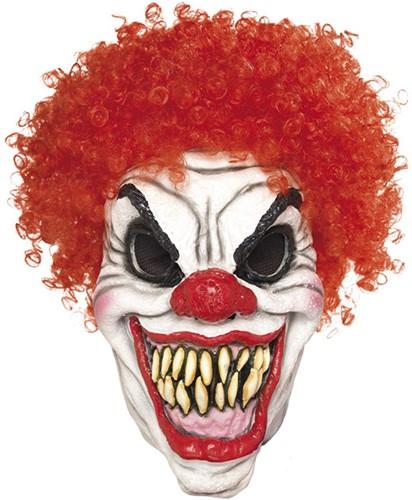 Enge Clown Masker