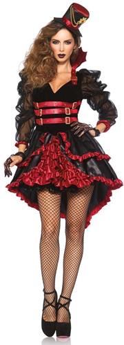 Jurk Victorian Vamp voor dames