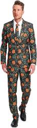 Suitmeister Herenkostuum Pumpkin Leaves
